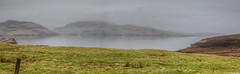 Shetland landscape in late winter; from Green Houlis, east of Brae, on the mainland (Michael Leek Photography) Tags: shetland shetlandisland shetlandislands shetlands island northernisles scotland scottishlandscapes scottishcoastline scotlandslandscapes hdr highdynamicrange sea fog mist weather winter shetlandinwinter britishlandscape remotelandscapes wildlandscapes barrenlandscapes naturalbeauty naturesbeauty michaelleek michaelleekphotography braeshetlands rain