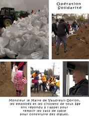 Opération Solidarité! / All Together! (Pentax_clic) Tags: imgp3102 canon g12 vaudreuildorion quebec robert warren solidarité inondation mai 2017