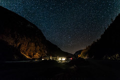 Three Valley Lake (Bun Lee) Tags: landscape astrophotography bc britishcolumbia bunlee bunleephotography canada mountains nature nightskies nightscapes starrynight stars