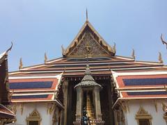 Grand Palace Temples, Bangkok