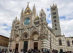 Duomo Siena (gianKE) Tags: tuscany nature toscana beautiful siena tourist sun sky italy italia