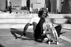 Hard Landing (minus6 (tuan)) Tags: minus6 leeandjoejamail skatepark houston leica summilux 50mm leicamp