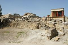Minoan Crete, Greece, April 2017