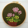 """Geranium Hoop • <a style=""""font-size:0.8em;"""" href=""""http://www.flickr.com/photos/29905958@N04/34615980005/"""" target=""""_blank"""">View on Flickr</a>"""