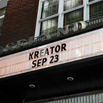 Kreator - Roseland Theater, Portland, OR - 2012