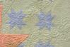 New Star Rising - baby version (quilting detail) (Huntspatch Quilts) Tags: n1705149050 quilt newstarrisingquilt transparency agf denim artgalleryfabrics fmq