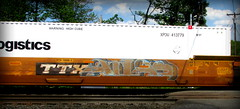 atlas CBS LTS (timetomakethepasta) Tags: atlas cbs lts freight train graffiti art intermodal ttx benching selkirk new york photography