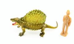 Dimetrodon (RobinGoodfellow_(m)) Tags: dimetrodon kaiyodo