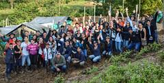 DSC_7894 (Diegomaxp) Tags: icononzofarc diegomaxp visita de estudiantes la universidad nacional colombia al departamento del tolima municipio icononzo una las zonas veredales transitorias normalización zvtn facultal medicina veterinaria y zootecnia