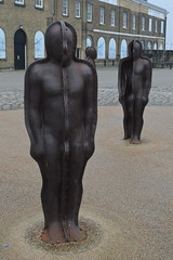 Moulds of Woolwich (CoasterMadMatt) Tags: london2017 london assembly2017 assembly antonygormly anthonygormley antonygormley anthonygormly artwork art publicart sculpture statue statues mouldsforanotherplace moulds mould building structure architecture royalboroughofgreenwich royal borough greenwich city cities capitalcityofengland capitalcityofbritain englishcities capitalcity southeastengland england britain greatbritain gb unitedkingdom uk february2017 winter2017 february winter 2017 coastermadmattphotography coastermadmatt photos photographs photography nikond3200