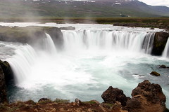 Godafoss (Alan1954) Tags: iceland waterfall nature holiday 2016 water godafoss platinumheartaward platinumpeaceaward