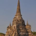 Thailand - Ayutthaya - Wat Phra Si Sanphet thumbnail