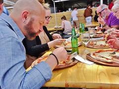 2017-05-21  Paris - Pizza Rosa Bonheur (P.K. - Paris) Tags: paris mai 2017 may people candid street café terrasse terrace