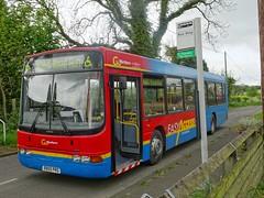 Go Northern 4855 / R855 PRG (TEN6083) Tags: ovington jubileeroad renown wright b10ble volvo r855prg 4855 gonorthern nnrg northernnationalrestorationgroup bus nebuses