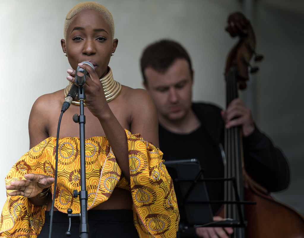 NC GREY IS A SOUL SINGER SONGWRITER [SHE PERFORMED AGAIN AT AFRICA DAY IN DUBLIN]-128608