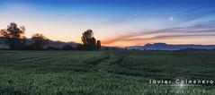 Amanecer en Dallo 2 (Javier Colmenero) Tags: araba loschicosdealba nikond7200 sigma1020mm amancer sunset dallo euskadi españa landscape largaexposición longexposure