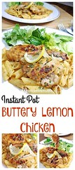 Instant Pot Buttery (alaridesign) Tags: instant pot buttery lemon chicken