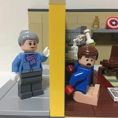 just a moment! . . #레고 #레고스타그램 #lego #legostagram #moc #afol #legomoc #toy #toystagram #kidult #creation #장난감 #marvel #spiderman #마블 #스파이더맨 (Toryman) Tags: 레고 레고스타그램 lego legostagram moc afol legomoc toy toystagram kidult creation 장난감 marvel spiderman 마블 스파이더맨