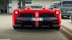 LaFerrari (Patrick2703) Tags: ferrari laferrari red redbullring spielberg austria cars worldcars supercars hypercars autos