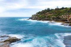 Meet Bondi (w.GabrieL) Tags: bondi beach australia sydney new south wales nsw long exposure seascape