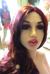 doll mannequin (capricornus61) Tags: tpe doll mannequin art face dummy dummies figur puppe woman women female beauty lifesize feminine indoor collecting sammeln