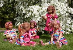 Der Frühling ... ist da ...................... (Kindergartenkinder) Tags: grugapark essen kindergartenkinder blüte baum garten blume park sanrike tivi milina annemoni margie