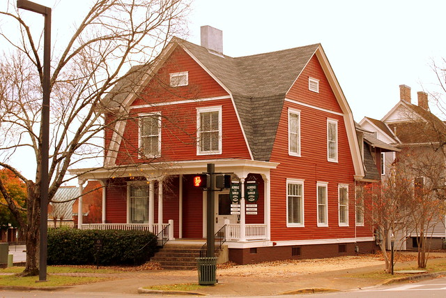 Hundley-Clark House - Huntsville, AL