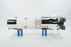 LEGO Ideas NASA Apollo Saturn V (21309)