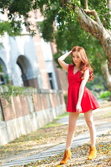Lili0022 (Mike (JPG直出~ 這就是我的忍道XD)) Tags: lili 台灣大學 d300 model beauty 外拍 portrait 2014