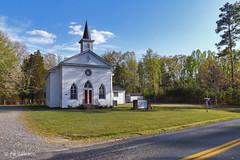Prospect UMC (r.w.dawson) Tags: hanovercounty va virginia rural church methodist prospectumc