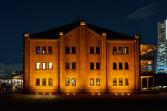 赤レンガ倉庫 / Yokohama Red Brick Warehouse (yiming1218) Tags: 神奈川県 横浜市 横浜 橫濱 yokohama kanagawa 赤レンガ倉庫 kanto 關東 紅磚倉庫 夜景 night 建築 architecture building 日本 japan みなとみらい minatomirai 21 mm21 港未來 sel2470gm sony gmaster 2470mm fe f28 馬車道 ilce7rm2 a7r2 a7rm2 a7rii