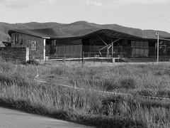 Bodega (amgirl) Tags: bierzo building cacabelos spain elbierzo caminodesantiago 2017 april20 day22 walking field mountains castillayleon