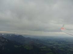Abgleiten (Roland Henz) Tags: fliegen segelfliegen segelflug dassu unterwössen 2017 11072015 wind windfliegen starkwind föhn