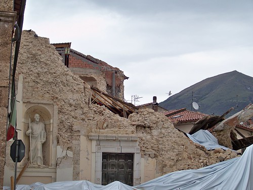 earthquake Norcia