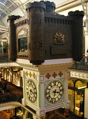 Castle clock (pianoforte) Tags: queenvictoriabuilding qvb shopping sydney sydneynsw downtown businessdistrict australia2017 australia
