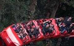 Rollercoaster Tibidabo- Barcelona