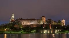 Wawel Castle (sykora_greg) Tags: wawel castle kraków cracow nikon d3300 sigma 1770 night