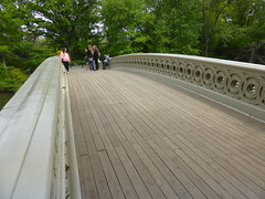 New York City - Central Park - Bow Bridge (Vernon Brad Bell) Tags: bridge bowbridge newyorkcity centralpark park nature