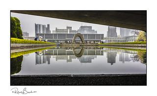 Peace park - Hiroshima