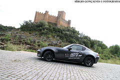 Mazda MX-5 (SérgioGonçalves@Fotografia) Tags: mazda miata mx5 castle portugal canon 7d 1750 car cabriolet testdrive roadster