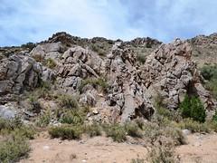 Multiple Isoclinal folds (glyphwalker) Tags: geology rocks fold folding manzanomountains newmexico metamorphicrocks