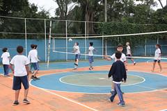 CEM Giovania de Almeida 26 04 17 Foto Celso Peixoto (3) (Copy) (prefbc) Tags: cem giovania almeida escola educação atividade escolar esporte volei