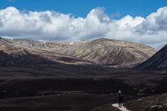 Walking the Highlands (Samwaaal) Tags: scotland highlands scottish cairngorms hiking walk landscape mountains braemar beinn abhuird glen avon ben howff secret