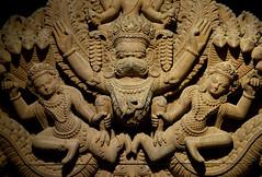 NPL - Garuda - Patan Museum - Patan (VesperTokyo) Tags: katmandu nepal カトマンズ カトマンズ盆地 カトマンドゥ ネパール religion hindu ヒンズー ヒンドゥー nepalese asia unescoworldheritagesite 世界遺産 kathmandu patan