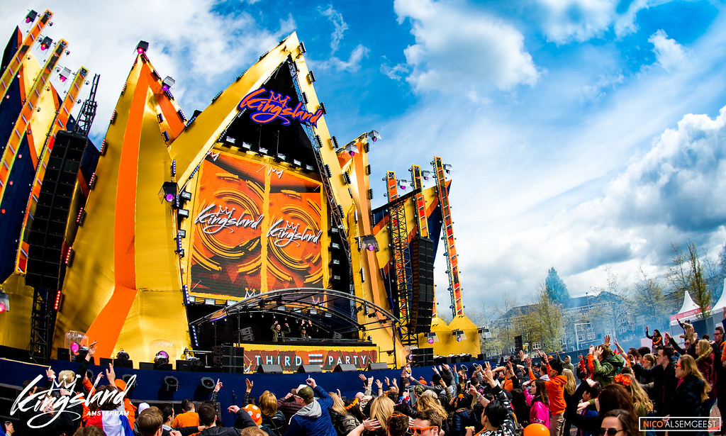 Third Party @ Kingsland Festival Amsterdam