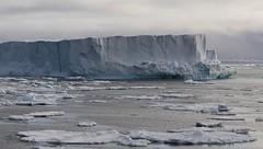 001 Iceberg At Gael Hamke Bugt   (1) (Richard Collier - Wildlife and Travel Photography) Tags: greenland arctic seascape iceberg ice gaelhamkebugt