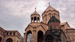 Katoghike church (nimamalek) Tags: christ jesus church katoghike yerevan armenia architecture cross holly sky sun hope iphone apple appleiphone iphone6s iphone6splus iphoneography shotoniphone iphoneonly snapseed mobilegraphy