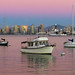 San Diego Calm (1bluecanoe) Tags: sandiego ca harbor boats nautical sunset scenic calm 1bluecanoe shelter island painterly project