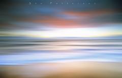 Beach Panning (Stu Patterson) Tags: stu patterson icm seascape beach sunrise
