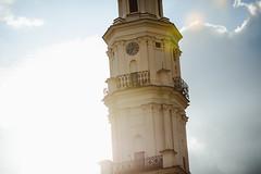 Tower | Kaunas (A. Aleksandravičius) Tags: rotušė old town hall